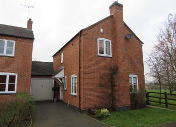 Thumbnail 3 bed detached house for sale in Shotwood Close, Rolleston-On-Dove, Burton-On-Trent