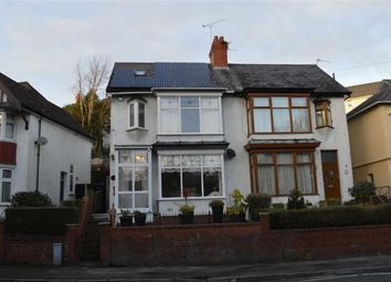 Thumbnail 3 bed semi-detached house for sale in Gower Road, Swansea