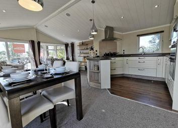 Thumbnail 2 bed lodge for sale in Stanford Bishop, Worcester