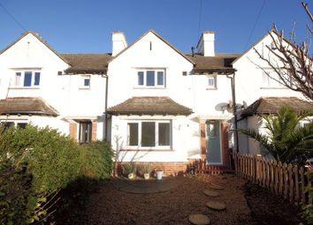 Thumbnail 2 bed terraced house for sale in Richmond Road, Lee-On-The-Solent