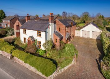 Thumbnail 4 bed detached house for sale in Wheelwright Cottage, 12, Sambrook, Newport