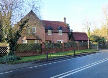Thumbnail 4 bed detached house for sale in Flixton, Bungay