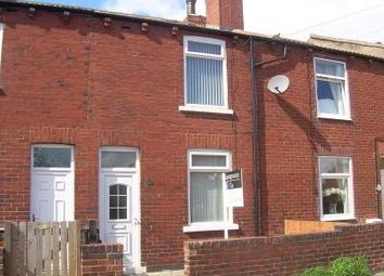 Thumbnail 2 bed terraced house to rent in Westfield Avenue, Castleford, West Yorkshire, 0Oo