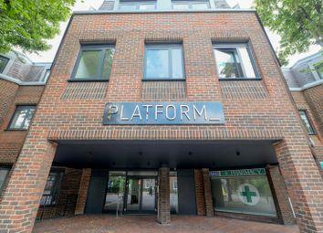 Thumbnail 1 bedroom flat to rent in Platform_, St. Peters Street, Bedford
