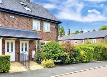 Thumbnail 4 bed mews house for sale in Clarendon Cottages, Styal, Wilmslow
