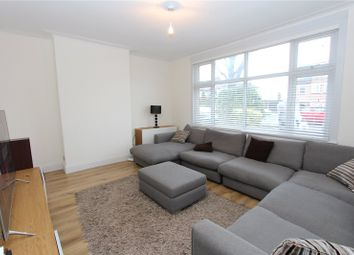 Thumbnail 3 bedroom terraced house to rent in Connaught Gardens, Palmers Green, London