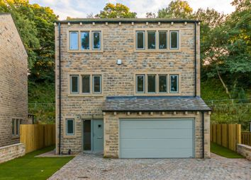 Thumbnail 5 bed detached house for sale in Thirstin Mill Court, Honley, Holmfirth