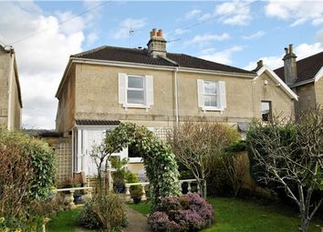 Thumbnail 2 bed semi-detached house for sale in The Normans, Bathampton, Bath