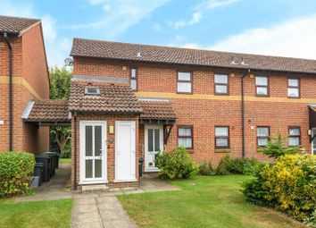 Thumbnail 2 bed flat for sale in Cherwell Close, Croxley Green, Rickmansworth