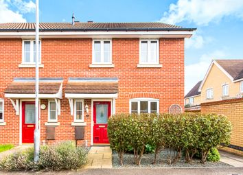 Thumbnail 3 bed semi-detached house for sale in Clare Drive, Highfields Caldecote, Cambridge