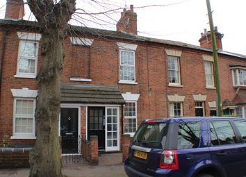 Thumbnail 2 bed terraced house to rent in Broad Street, Warwick
