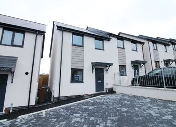Thumbnail 2 bedroom semi-detached house for sale in Lavinia Drive, Plympton, Plymouth