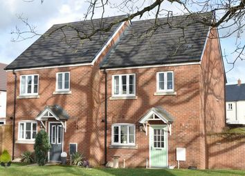 Thumbnail 3 bed semi-detached house for sale in Tiverton Road, Cullompton