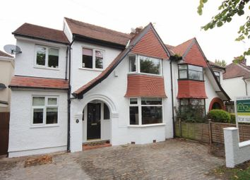 Thumbnail 4 bed semi-detached house for sale in Warwick Road, Upton, Wirral