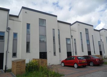 Thumbnail 3 bed town house to rent in Rowledge Court, Peterborough