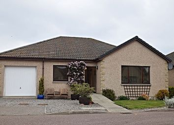 Thumbnail 3 bed detached bungalow for sale in Jockies Loan, Fochabers