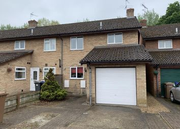 Thumbnail 3 bedroom semi-detached house to rent in Mulberry Close, Mildenhall