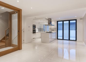 Thumbnail 3 bed terraced house to rent in Fairfax Place, South Hampstead, London