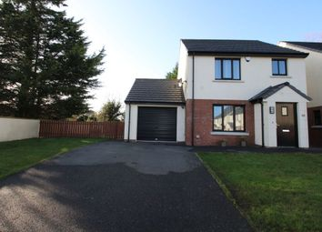 Thumbnail 3 bed detached house for sale in Windmill Court, Carrickfergus