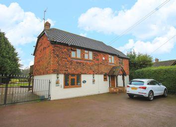 Thumbnail 4 bedroom farmhouse for sale in Woodcock Hill, Felbridge, East Grinstead