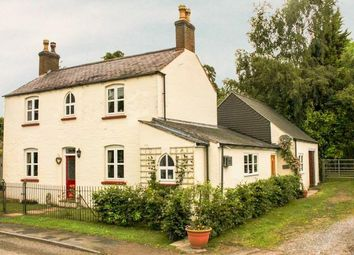 Thumbnail 4 bed detached house for sale in Main Street, Grimston, Melton Mowbray