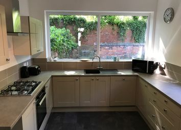 Thumbnail 1 bed terraced house to rent in St. Albans Avenue, Stockport