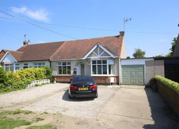 Thumbnail 2 bed semi-detached bungalow for sale in Southend Road, Corringham, Stanford-Le-Hope