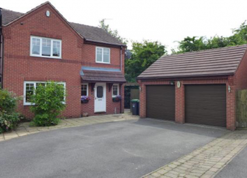 Thumbnail 4 bed detached house for sale in Crowtrees Drive, Sutton-In-Ashfield