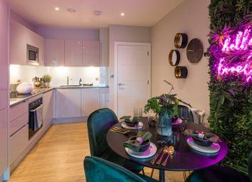 Thumbnail 2 bedroom flat for sale in Plough Lane