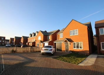 Thumbnail 4 bed detached house for sale in Whittle Road, Holdingham, Sleaford