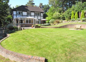 Thumbnail 5 bed detached house for sale in Bracken Lane, Storrington