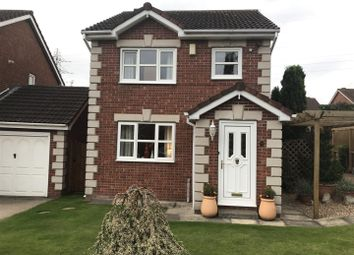 Thumbnail 3 bed detached house for sale in Carron Drive, Mapplewell, Barnsley
