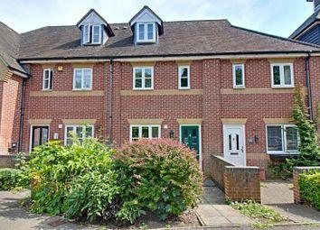 Thumbnail 3 bed terraced house to rent in Burtons Mill, Sawbridgeworth, Herts