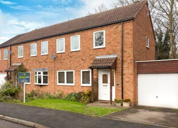 Thumbnail 3 bed semi-detached house for sale in St. Marys Walk, Fowlmere, Royston
