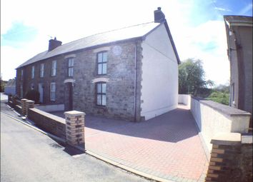 Thumbnail 2 bed semi-detached house to rent in Dihewyd, Lampeter