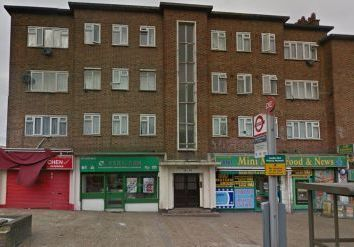 Thumbnail 3 bed flat to rent in Coles Green Road, Neasden