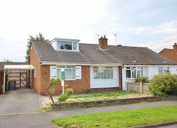 Thumbnail 3 bed semi-detached bungalow for sale in Somerset Road, Pensby, Wirral