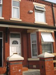 Thumbnail 4 bed end terrace house to rent in Ossory Street, Manchester