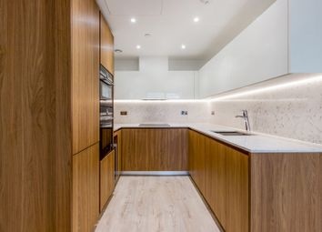Thumbnail 2 bed flat to rent in Goodmans Field, London