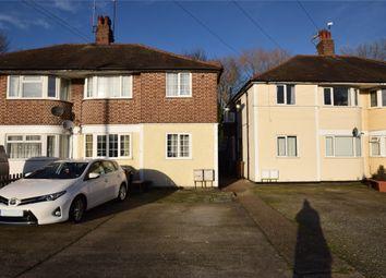 Thumbnail 2 bedroom maisonette for sale in Reynolds Close, Carshalton, Surrey