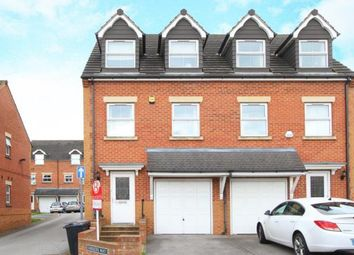 Thumbnail 4 bedroom town house for sale in High Street, Killamarsh, Sheffield, Derbyshire