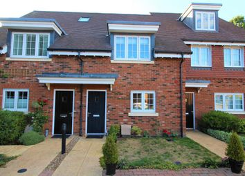 Thumbnail 3 bed town house for sale in Church Crookham, Fleet