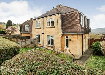 Thumbnail 3 bed semi-detached house for sale in Long Hay Close, Bath