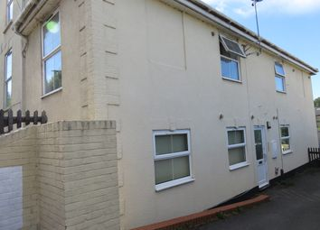 Thumbnail 1 bed flat to rent in Churchfields Road, Salisbury