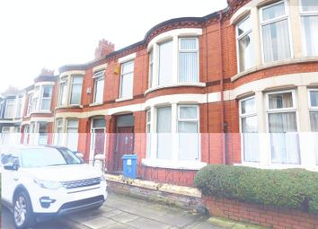 Thumbnail 3 bed terraced house to rent in Eskburn Road, Tuebrook, Liverpool