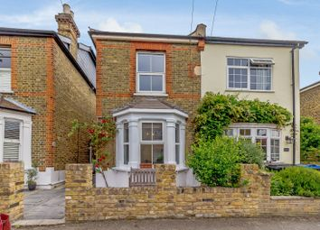 Thumbnail 3 bed semi-detached house for sale in Thorpe Road, Kingston Upon Thames