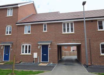 Thumbnail 3 bed terraced house for sale in Santa Cruz Avenue, Bletchley, Milton Keynes
