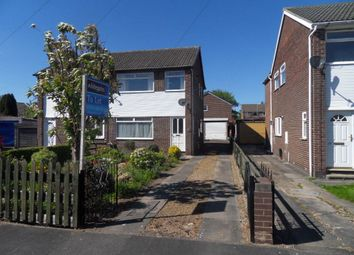 Thumbnail 3 bed semi-detached house for sale in Crown Close, Dewsbury, West Yorkshire