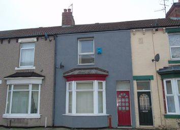 Thumbnail 2 bed terraced house for sale in Stainton Street, North Ormesby, Middlesbrough