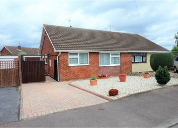 Thumbnail 2 bed semi-detached bungalow for sale in Marleyfield Way, Gloucester